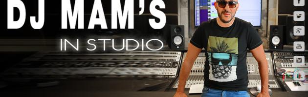 DJ Mam's en Studio