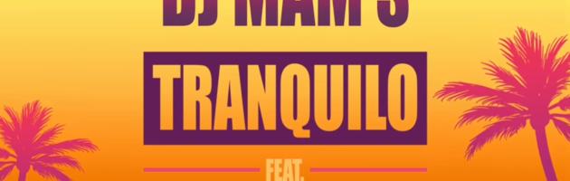 DJ Mam's – Tranquilo (feat. Houssdjo & Luis Guisao) – Video Lyrics